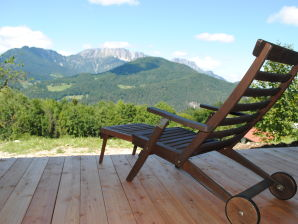 Ferienwohnung Berghanghäus´l am Hang