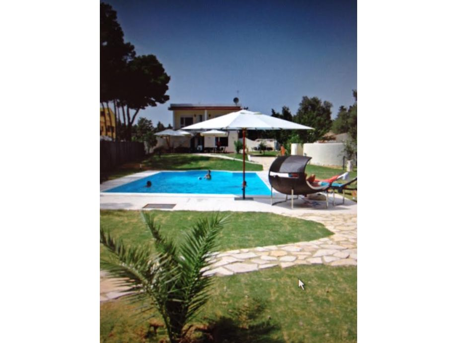 Außenaufnahme Villa Caravelle Sardegna