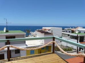 Ferienhaus Villa Kunterbunt am Meer