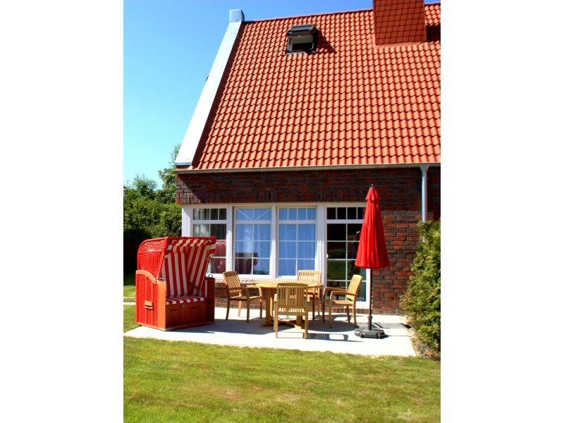 Ferienhaus Kapitänshus Hooksiel