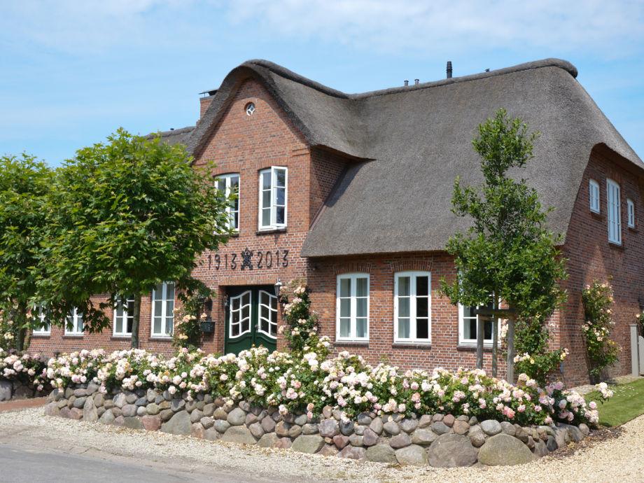 Schönes altes Friesenhaus