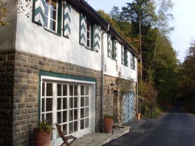 Das Kutscherhaus im Siegtal