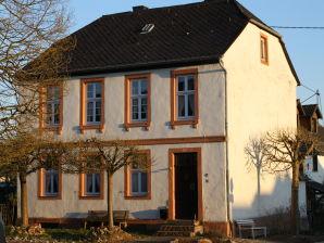 Ferienhaus Altes Schulhaus Hunsrück