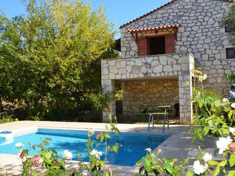 Ferienhaus Villa Stafro Filitsa Nr. 19