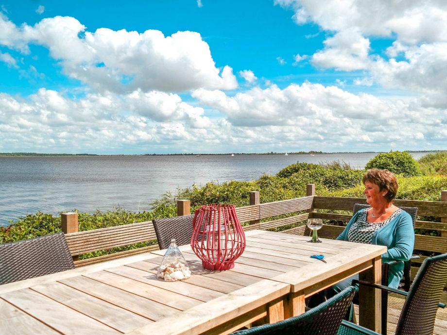 Außenaufnahme Heleen am Lauwersmeer