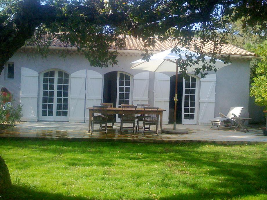 Ferienhaus Wineyard mit Pool