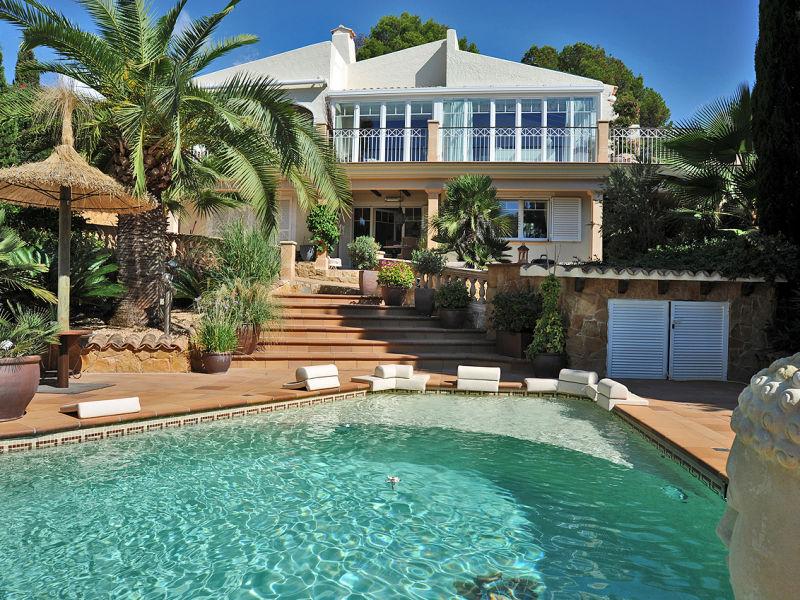 Ferienhaus Villa Costa de la Calma ID 2493