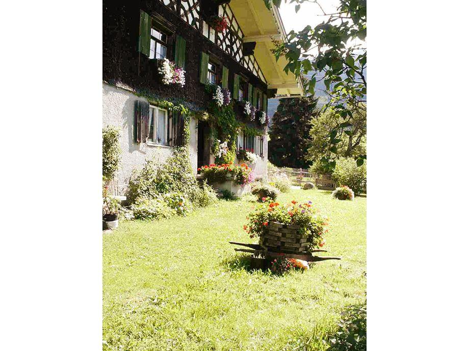 Außenaufnahme 1 auf dem Ferienhof Kling