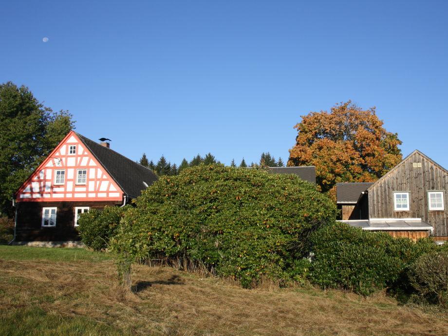 Außenaufnahme Ferienhof Zollfrank