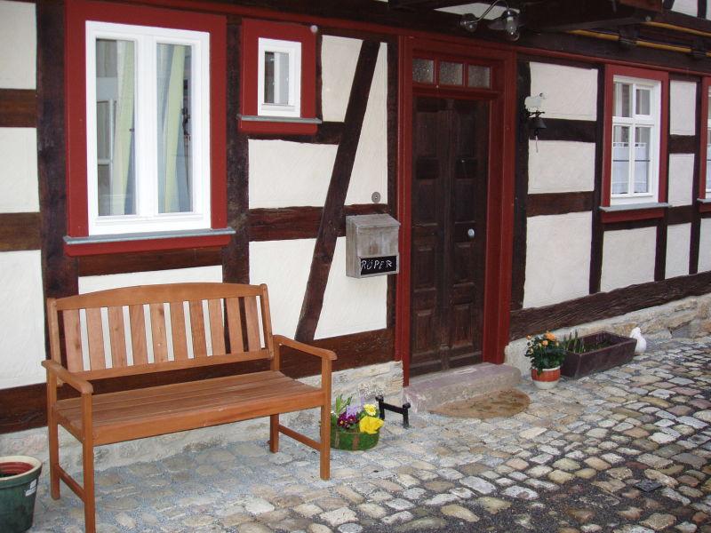 Ferienhaus Austragshaus Rhön