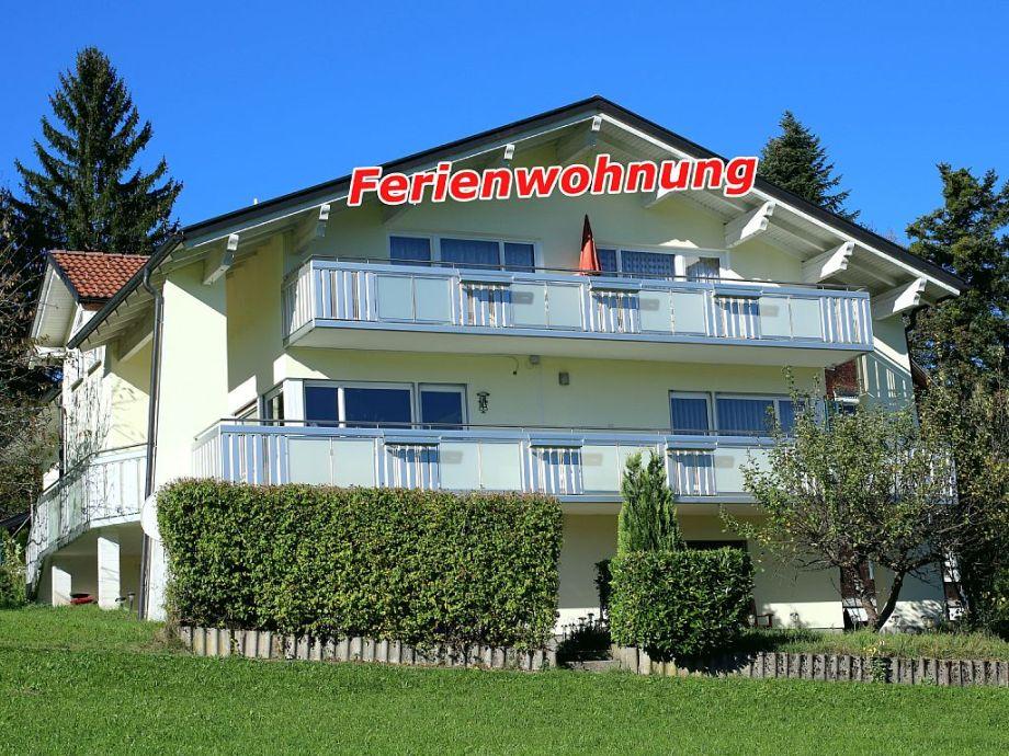 Ferienwohnung mit Balkon für Ihren Urlaub