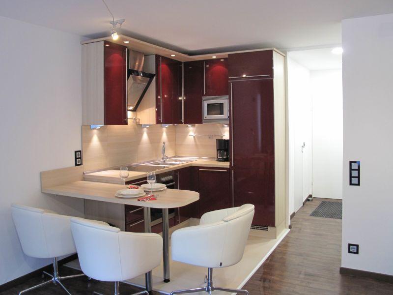 Holiday apartment im Terrassenhaus mit Schwimmbad und Sauna