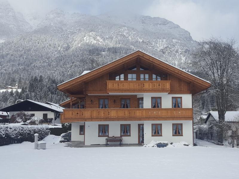 Haus Am Kramer Ferienwohnung Zugspitze