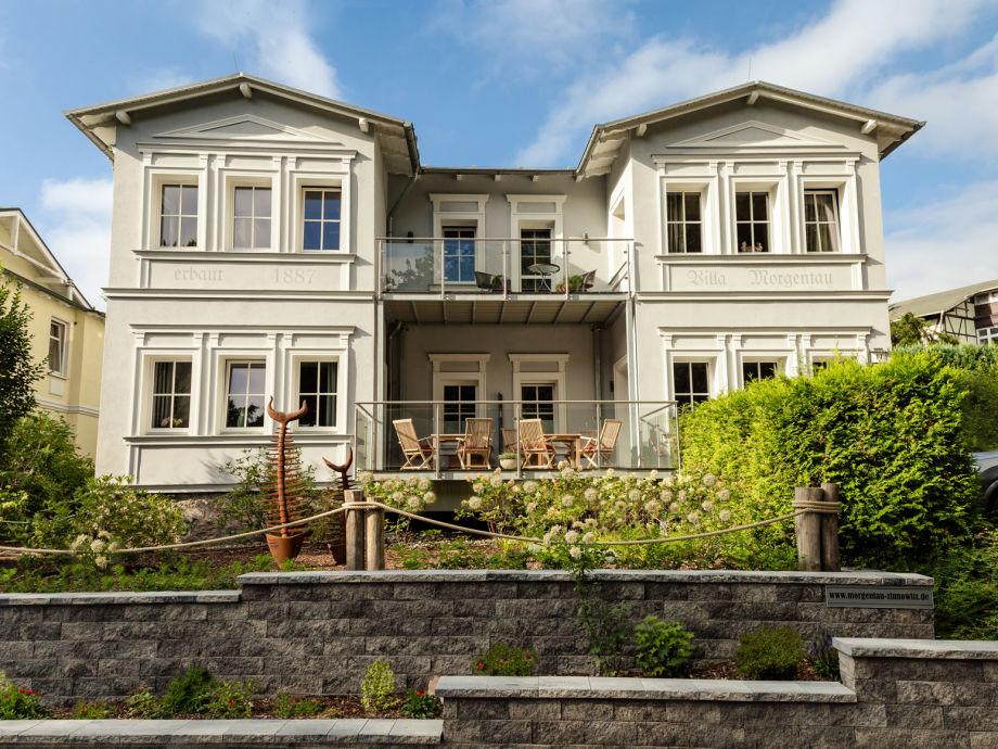 View at the Villa Morgentau