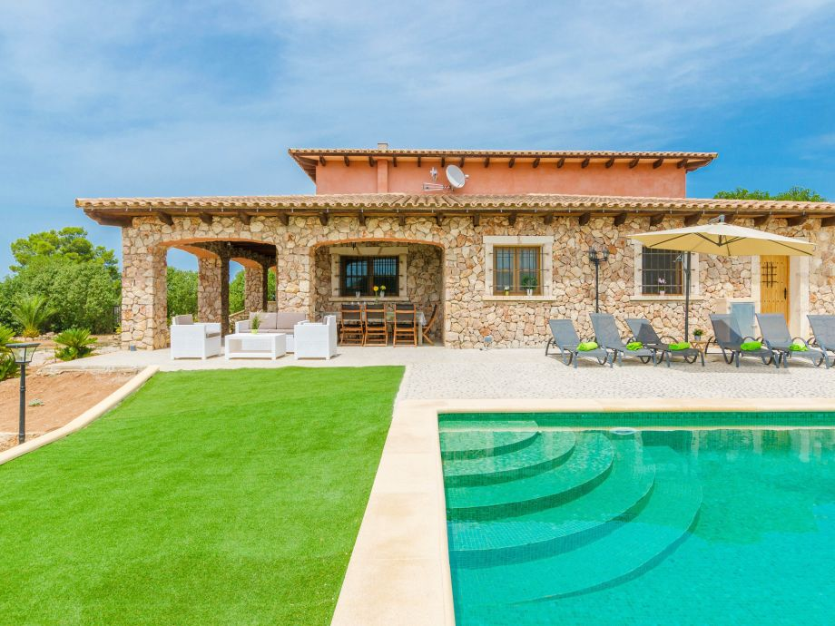Villa Son Blai with swimming pool