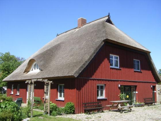 Ferienwohnung 1 Kaminwohnung im Haus Meuder Fischland