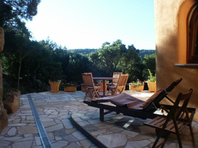 Landhaus Rena Majore mit Pool