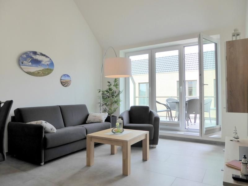 Ferienwohnung Penthouse Strandkrabbe 3/8 - Nordsee Park Dangast
