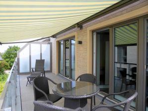 Ferienwohnung Nordsee Park Dangast - Penthouse Strandkrabbe 3/8