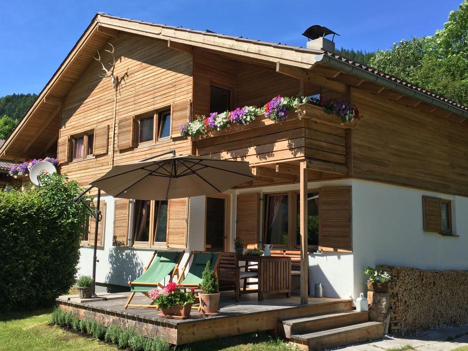 Sommer im Chalet Tirolia