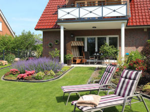 Ferienwohnung Sonnenidyll, Borkum