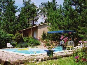 Ferienwohnung Maison de vacances - LES SALELLES