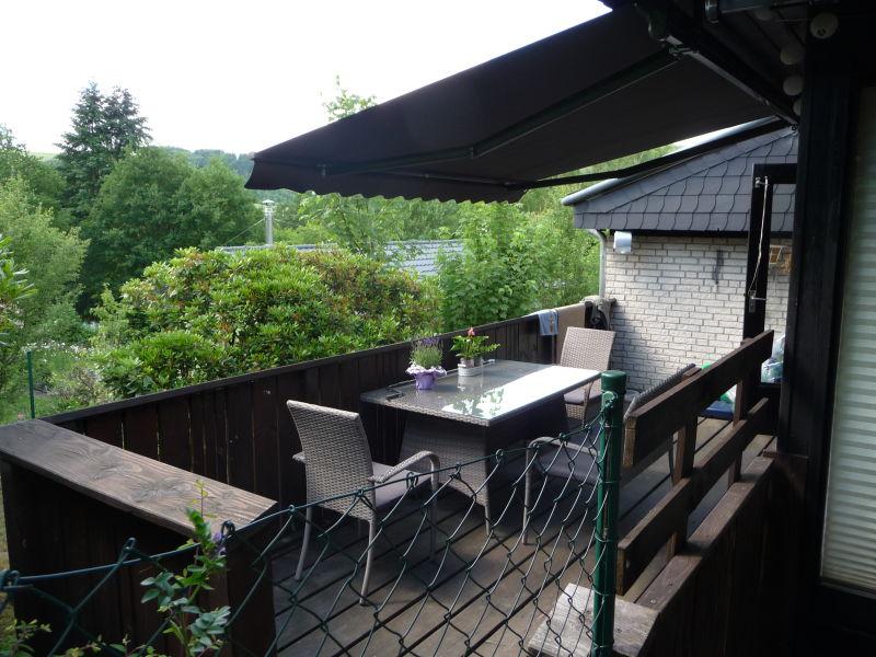 Ferienhaus Hennesee-Chalet