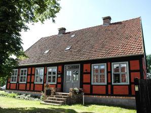 Ferienwohnung mit Sauna im historischen Müllerhaus