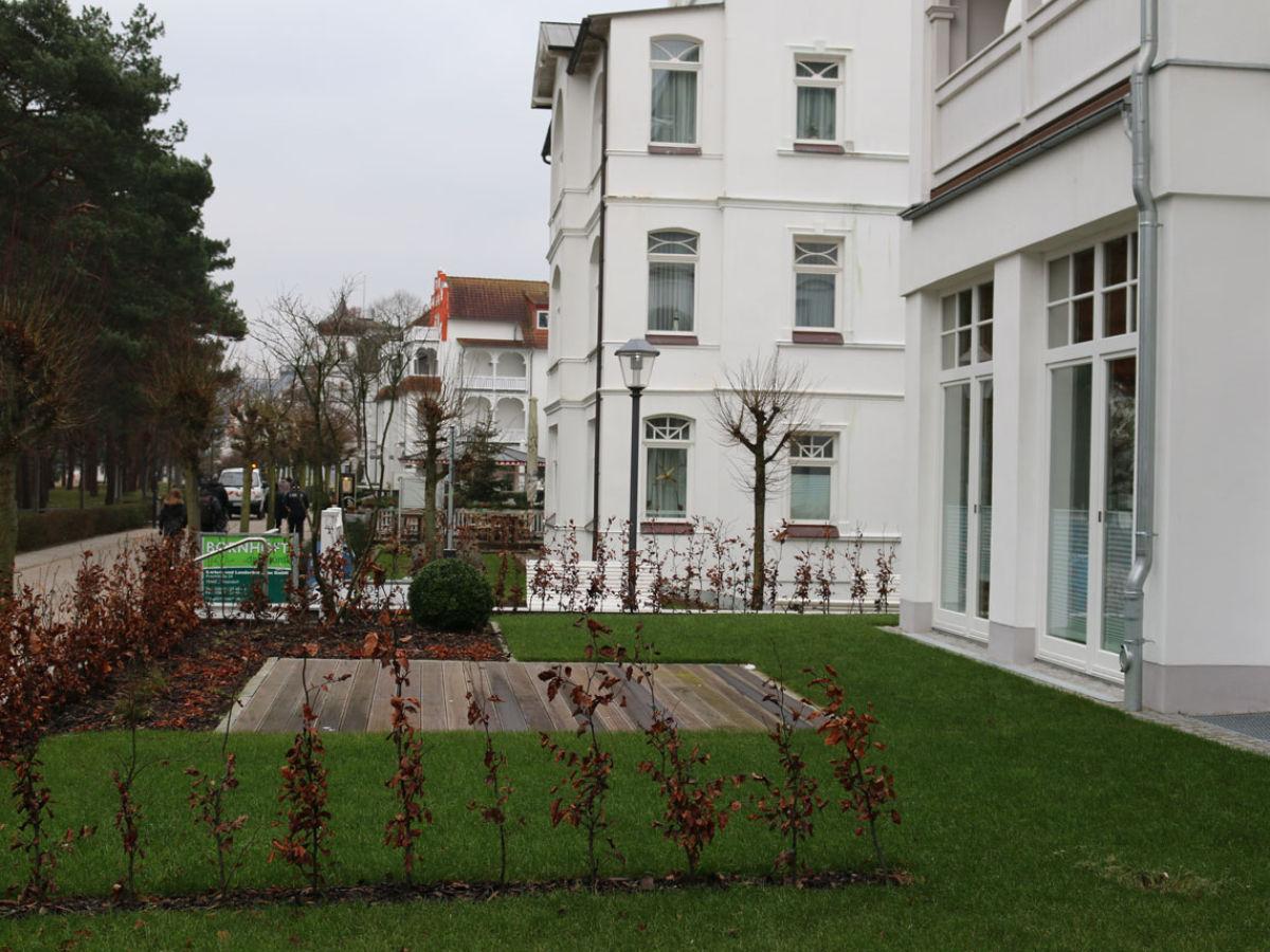 Apartment villa seeblick whg nr 2 insel r gen ostseebad - Villa seeblick binz ...