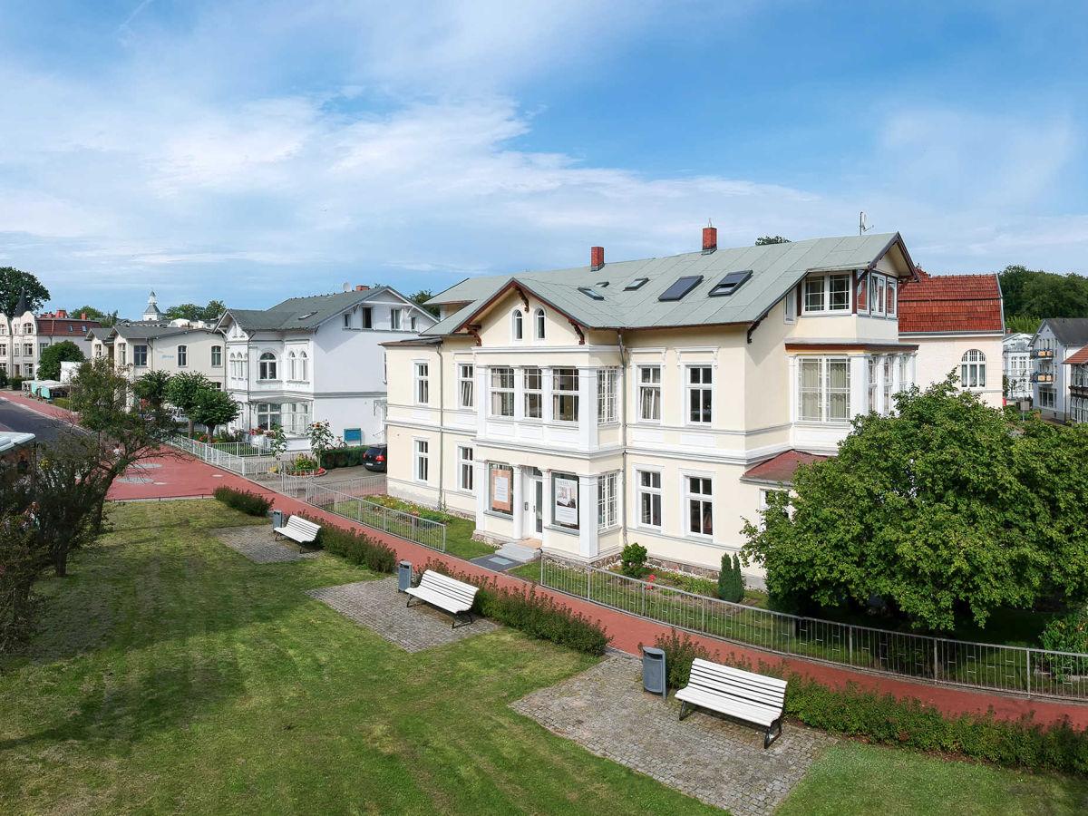 Ferienwohnung Baltisches Haus, Usedom,Seebad Heringsdorf - Firma ...