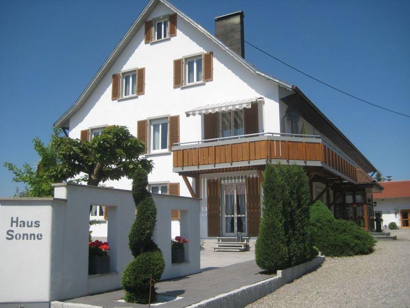 Ferienwohnung Haus Sonne
