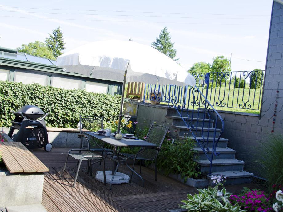 ferienwohnung natur stausee naturpark obersauer nahe stausee frau irene brachmond. Black Bedroom Furniture Sets. Home Design Ideas