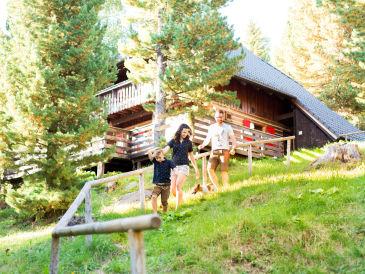 Berghütte Erlebnis- Hütte Falkert
