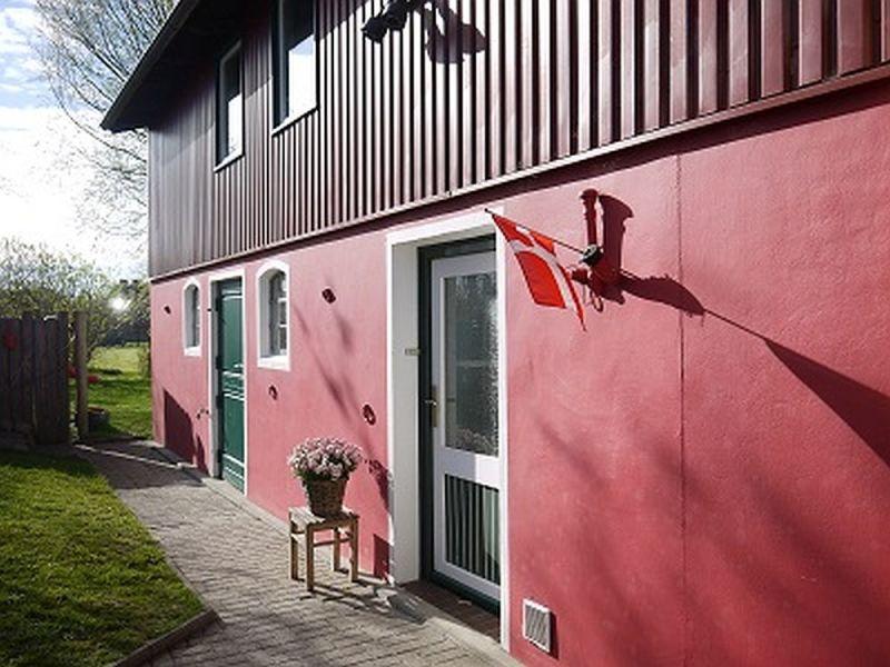 """Ferienwohnung Den Lille Ø """"Hühnernest"""""""