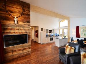 Ferienwohnung Alpenchalet - Fontain's Hus