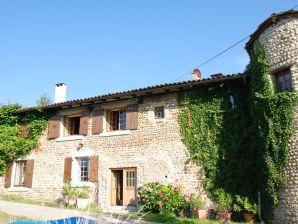Landhaus Villa - Miribel 8 pers