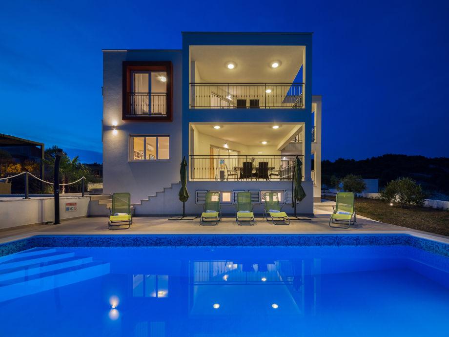 Außenaufnahme Villa Luxury Dvornice