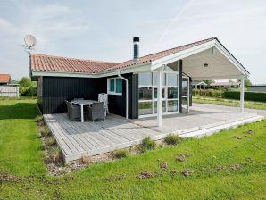 Ferienwohnung Rønde, Haus-Nr: 09125