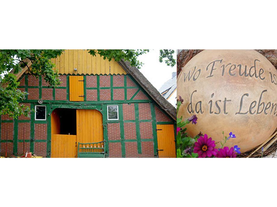 Außenaufnahme 1 Deichblick - Bauernhof Imhoff
