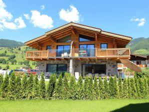Ferienhaus Green Garden Lodge B3 Walchen/Kaprun