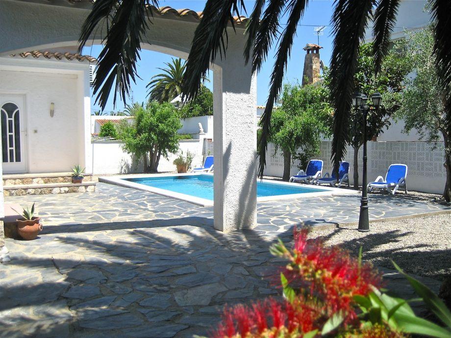 Außenaufnahme Casa Christina with pool