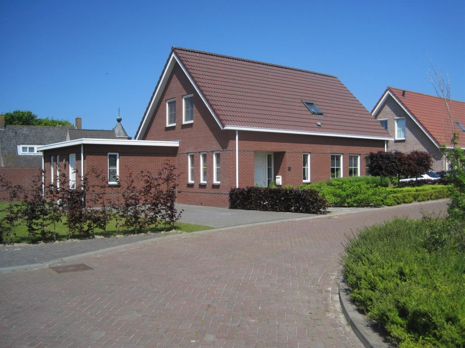 Außenaufnahme Huize Noordzee
