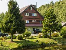 Ferienwohnung Duży dom dla 12 osób - 5 sypialni salon z kominkiem ogród położony na terenie Kaszubskiego Parku