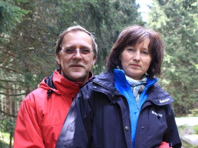 Ihr Gastgeber Barbara und Jochen Drabik