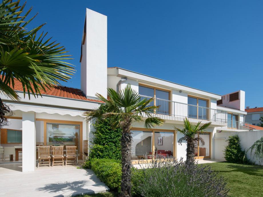 Casa Vidmar Mit Seiner Modernen Architektur