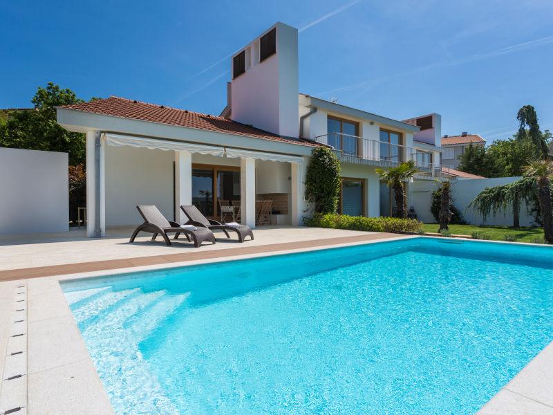 Villa Vidmar mit Pool