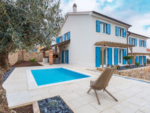 Villa Tana with pool,BBQ, SUP