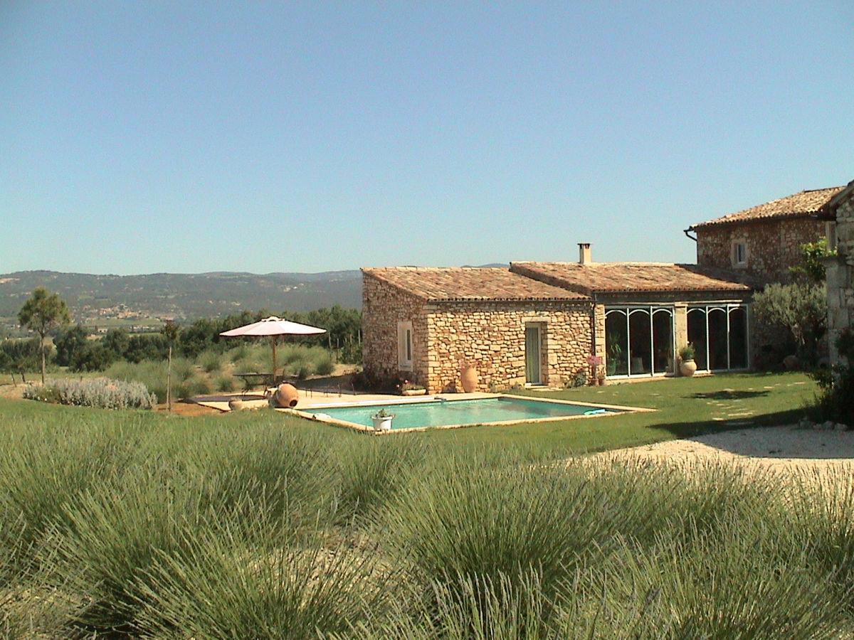 Ferienhaus 223 rou provence luberon firma coquelicot - Formentera ferienhaus mit pool ...