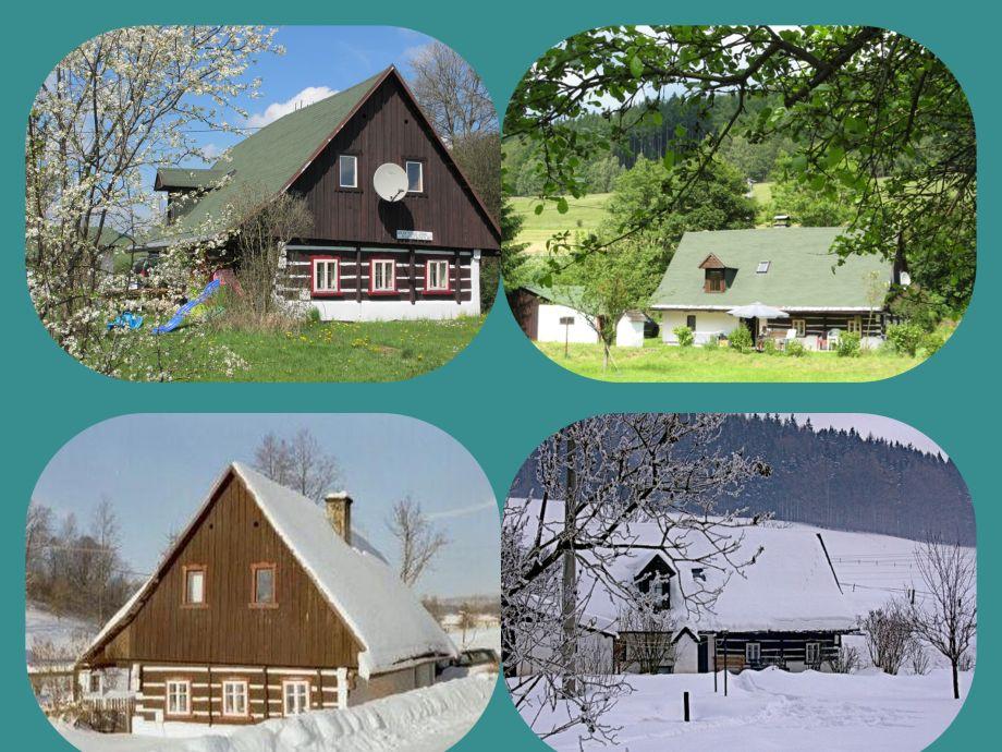 Haus JIVKA für Sommer und Winter