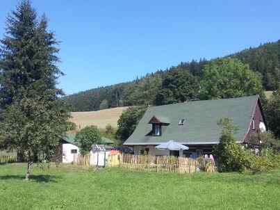 Jivka - im tschechischen Riesengebirge